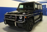 Mercedes-Benz G63 AMG Armored B6+