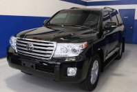 Toyota Land Cruiser i-FORCE 5.7L Armored B6+