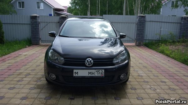 Volkswagen Golf 1.6 МТ, 2012, хетчбэк