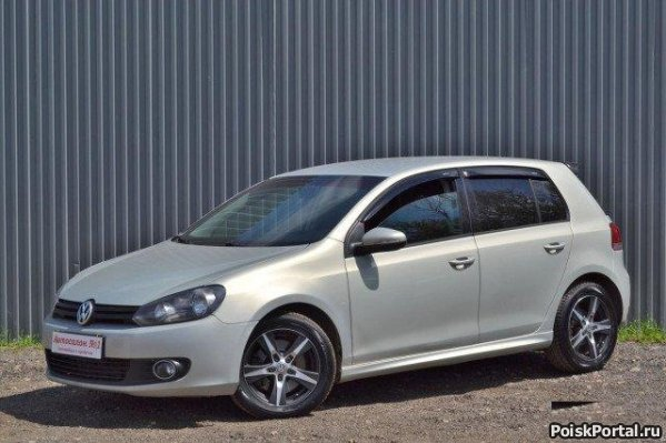 Volkswagen Golf 1.4 МТ, 2009, хетчбэк
