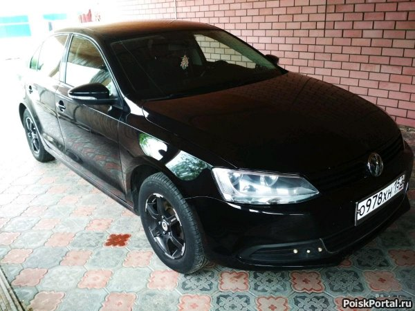 Volkswagen Jetta 1.6 AT, 2014, седан