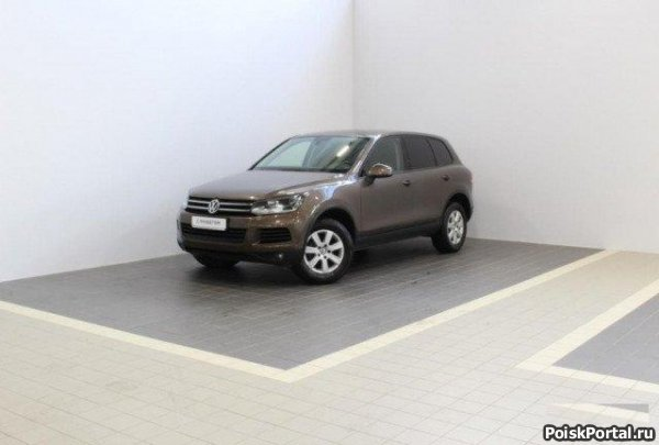 Volkswagen Touareg 3.6 AT, 2014, универсал